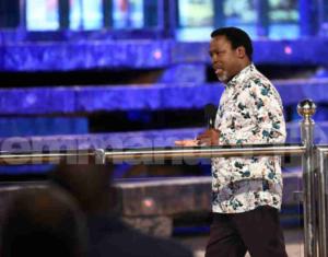 'I Don't Operate Any Bank Account' – Prophet TB Joshua