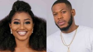 Frodd Breaks Down In Tears As Esther Leaves BBNaija House