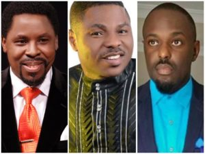 SHOCKING VIDEO!! How T.B. Joshua Scammed Ayefele, Jim Iyke, Dora Akunyili, Akinyele, Others