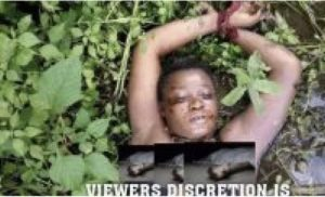 Police Recover Harvested Corpse Of A Woman From Delta Bush (Photo)
