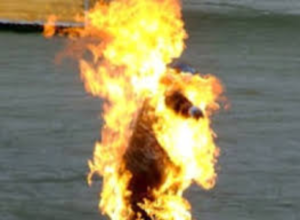 Zamfara Girl Sets Herself On Fire Over Her Fiance's Inability To Marry Her