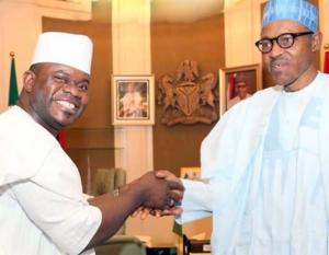 Tribunal: Yahaya Bello Congratulates Buhari, Urges Atiku To Accept Verdict