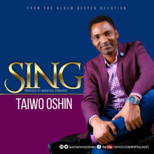 DOWNLOAD MP3: Sing – Taiwao Oshin