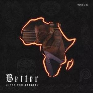 Download Instrumental:- Tekno – Better (Hope For Africa)