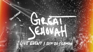 [VIDEO] Great Jehovah – Travis greene