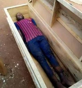 Man Dies 24 Hours After Snapping Pictures Here (Photos)