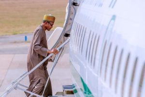 President Buhari To Depart Abuja For FII, Saudi Arabia Today