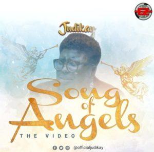 [Official Video] Judikay – Song Of Angels [Ndi Mo Zi]