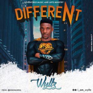 [MUSIC + VIDEO]  Wyllz – 'Different'