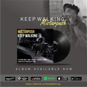Reggae artist, Mistar Push drops his first studio album | @mistarpush