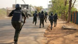 How Three 'Ritual Killers' Were Caught With A Human Skull Inside A Bus In Kwara