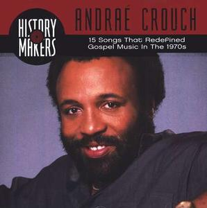 DOWNLOAD MP3: Jesus is the answer – Andrae Crouch