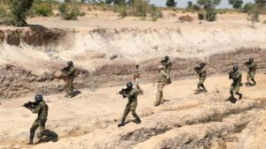 GOOD JOB!!! NAF Disrupts Boko Haram Meeting, Kills Scores Of Terrorists