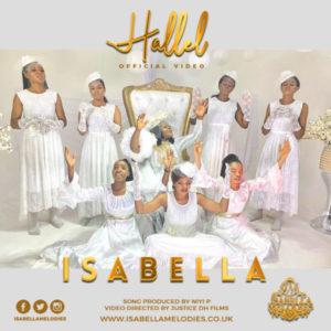 [Video] Isabella Melodies – Hallel