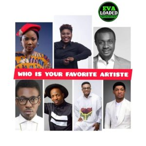 who is your favourite gospel singer???