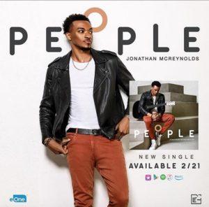 DOWNLOAD MP3: People – jonathan McReynolds