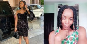 ACTRESS CHIOMA AKPOTHA REACTS TO THE USE OF HER PHOTO TO REPORT CHIOMA AVRIL'S COVID-19 RECOVERY