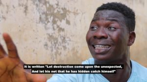 WOLI AGBA – EGUNGUN VISIT IPM (COMEDY VIDEO)