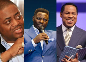 Fani Kayode Cautions Pastor Matthew Ashimolowo for Attacking Pastor Chris Online
