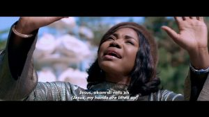 [OFFICIAL VIDEO]  Akamdinelu -mercy chinwo