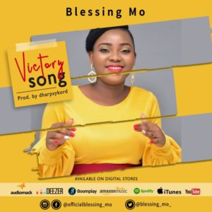 DOWNLOAD MP3: Blessing Mo – Victory Song