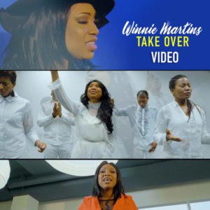 """Winnie Martins Releases Visual For Her Latest Single """"TAKE OVER"""""""
