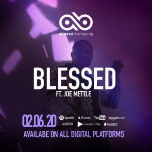 [Video] Blessed – Akesse Brempong Ft. Joe Mettle