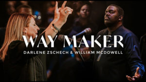 "Way Maker"" Cover by Darlene Zschech & William McDowell"