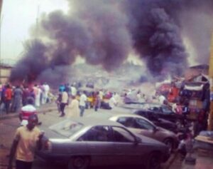 Two Bomb Blasts Rock Maiduguri