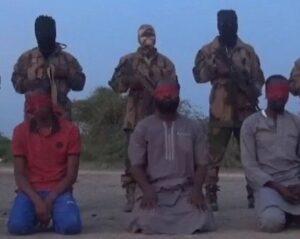TOO BAD!! Boko Haram Executes Five Humanitarian Activists