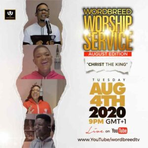 [Video] Wordbreed Worship Service With Chris Shalom & Wordbreed | August Edition