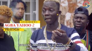 Agba Yahoo Part 2 Latest Yoruba Movie 2020
