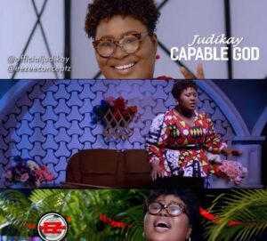 [MUSIC + VIDEO]: Judikay – Capable God