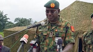 "MAD O!! Nigerian Army Set To Launch Operation ""Crocodile Smile"" To Track Social Media Activities And Cyberspace"