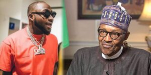 "Lekki Massacre: ""Game Over, Step Down"" – Davido Tells President Buhari To Resign"