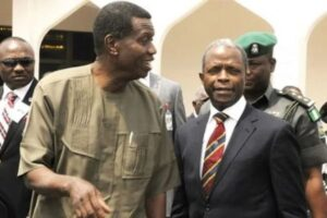 Lekki Toll Gate Massacre Could Complicate Things – Pastor Adeboye