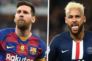 Champions League: Neymar sends message to Messi ahead of Barcelona vs PSG