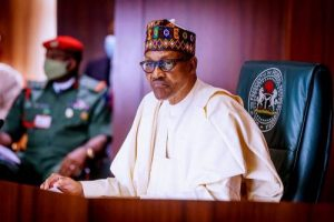 """'We must eat what we produce""""- President Buhari bars CBN from giving money to food importers"""