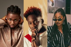 According to Mr Eazi, Omah Lay and Tems have been released by the Ugandan government.