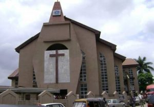 OMG!! Pastor's Wife Shot By Cultists In Church