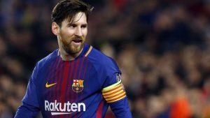Ballon d'Or: Messi reacts as Ronaldo, Xavi make all-time XI