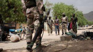 Terrorists Attack Military Base In Borno, Kill 3 (Read Details)
