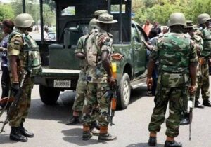 Troops Are Not Deployed Along Religious Lines – Army Send Strong Warning To Gumi