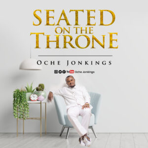DOWNLOAD MP3: Seated On The Throne Live – Oche Oche Jonkings